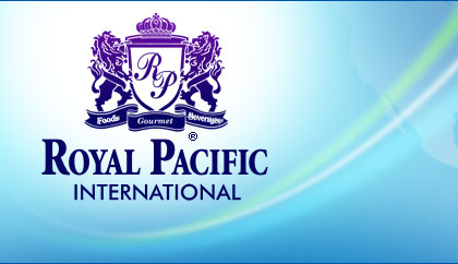 Royal Pacific International Logo
